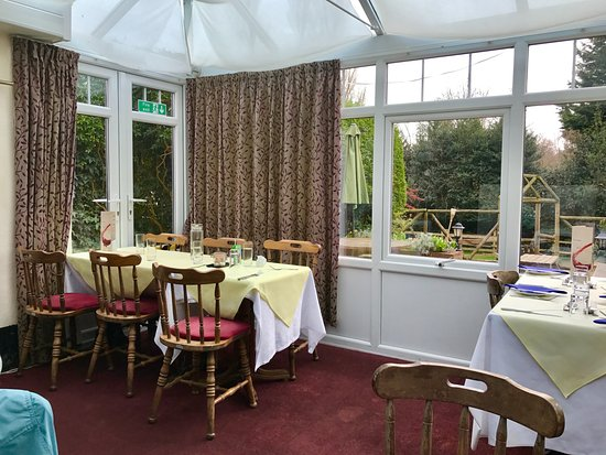 The Donkey: The conservatory