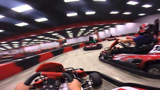 MB2 Raceway in Fridley, MN