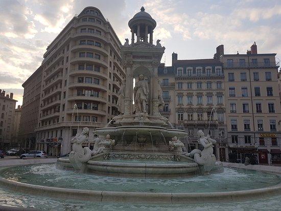 Photo of Monument / Landmark Place des Jacobins at Place Des Jacobins, Lyon 69002, France