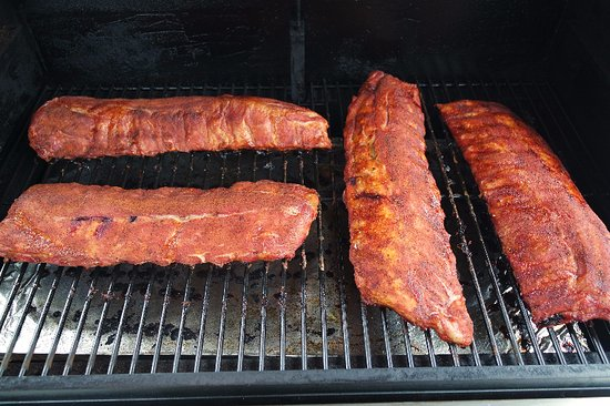 Monmouth, OR: Baby Back ribs every Friday!