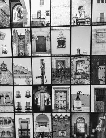 Zafra, Espanha: Paseando...