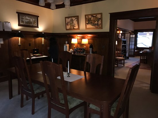 Jacksonville, OR: Dining Room