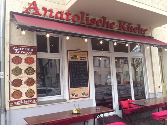 anatolische k che berlin charlottenburg restaurant bewertungen fotos tripadvisor. Black Bedroom Furniture Sets. Home Design Ideas