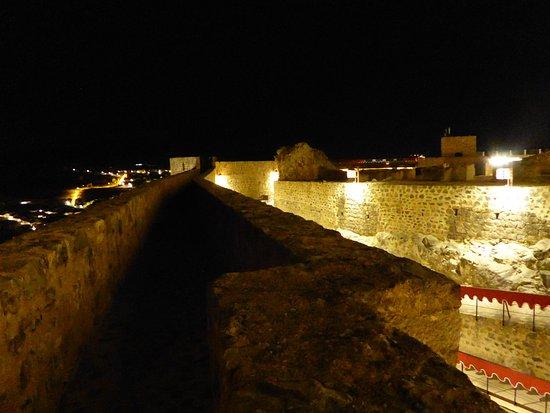 Alcaudete, Spanyol: Interior del castillo