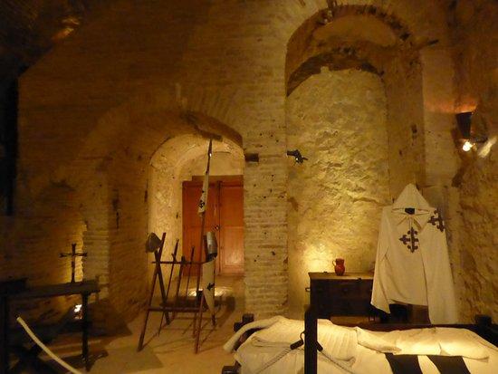 Alcaudete, Spagna: Sala interior
