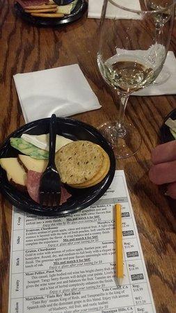 Wine A Bit Coronado: Tasting