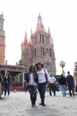 Queretaro, Mexico: Iglesia de San Miguel