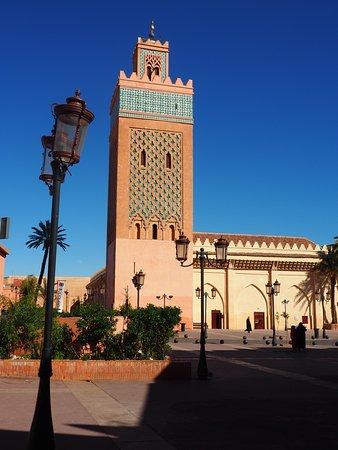 La Maison Arabe: Another Mosque