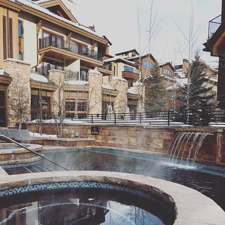The Sebastian - Vail: The Sebastian Vail Hot Tub/Pool
