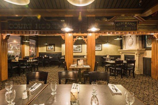 Nelson, Canadá: Family Restaurant