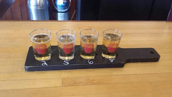 Bellefonte, Pensylwania: Cider boat