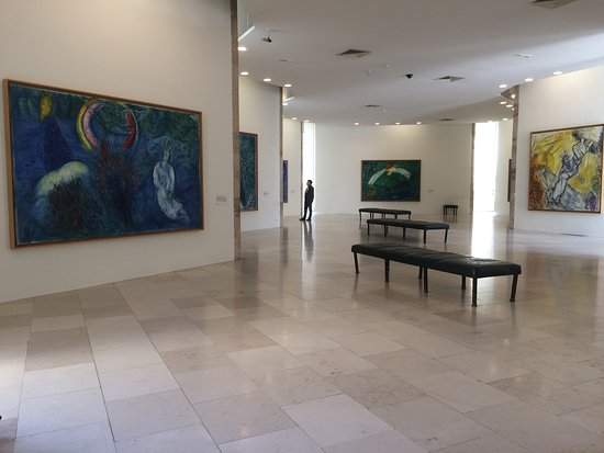 Photo of Tourist Attraction Musee National Marc Chagall at 36 Avenue Dr Ménard, Nice 06000, France