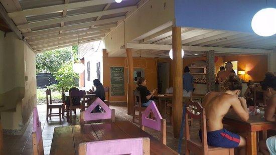 Alice Restaurante y Bar: A view inside.