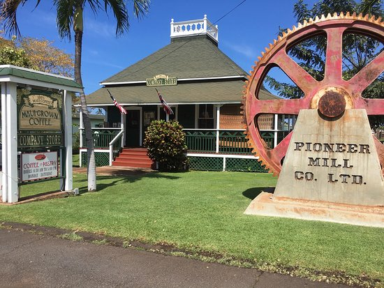 Photo of Tourist Attraction MauiGrown Coffee Company Store at 277 Lahainaluna Rd, Lahaina, HI 96761, United States