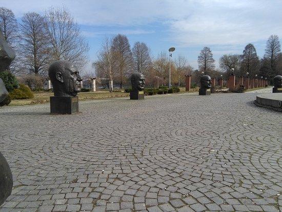 Herastrau Park: Parco Bucarest