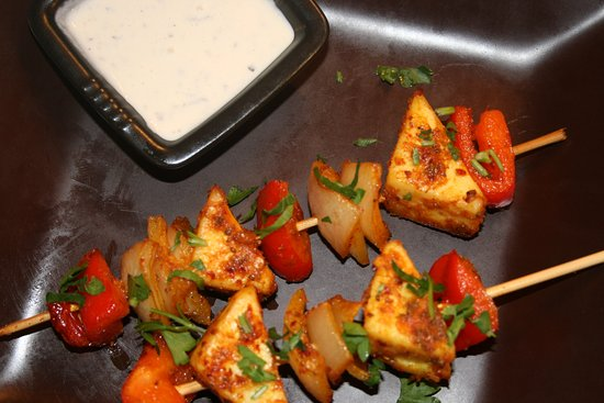 Fairbourne, UK: Paneer Tikka