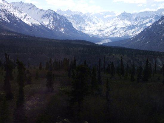 Bilde fra Glacier View
