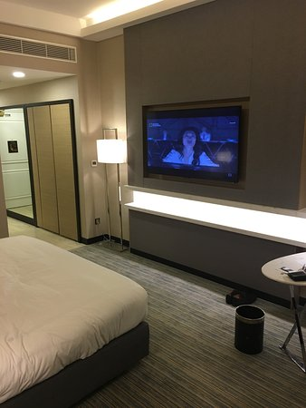 Fresh new rooms and great location
