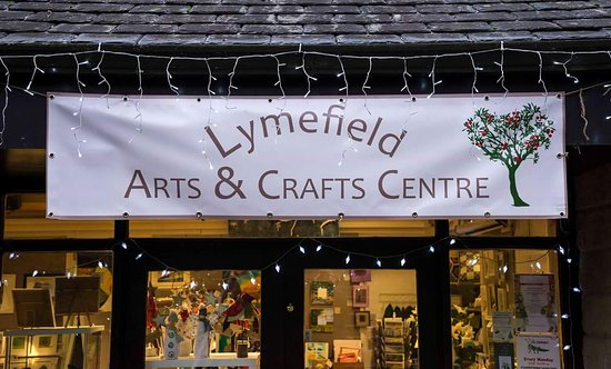 Glossop, UK: Lymefield Arts & Crafts Centre