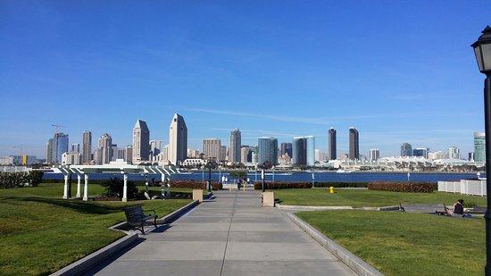 Coronado, Californien: View
