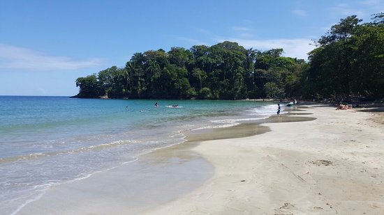 Punta Uva, Costa Rica: beautiful beach.