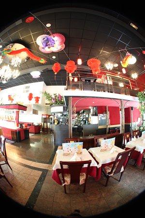 Mantes-la-Jolie, ฝรั่งเศส: Salle restaurant