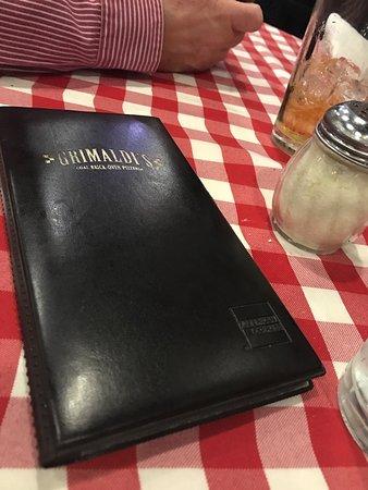 Highland Village, TX: Grimaldi's Pizzeria