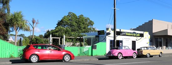 Ashhurst, New Zealand: Fusion Cafe 1