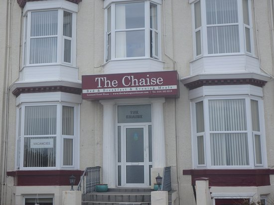 The chaise guest house sunderland england omd men och for Chaise guest house sunderland