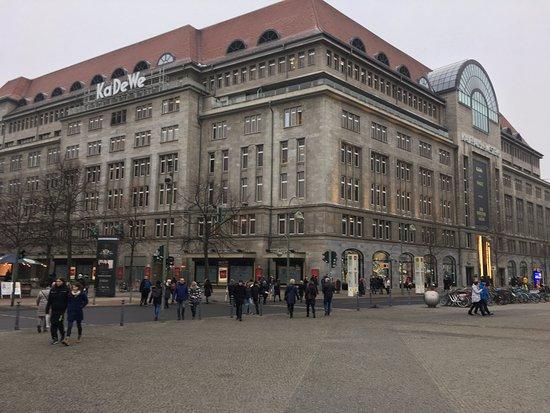 Photo of Kaufhaus des Westens (KaDeWe) in Berlin, Be, DE