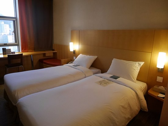 イビスアンバサダー釜山シティセンター, シングルベッド2台