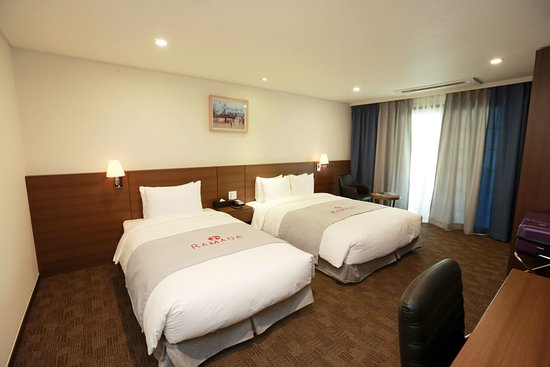 Taebaek, Sør-Korea: 패밀리 트윈 (Family Twin Room)