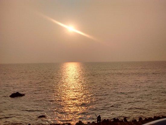 Αντζούνα, Ινδία: I could get used to this view