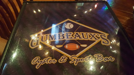Gumbeaux's Oyster & Sports Bar: 20170314_184251_large.jpg