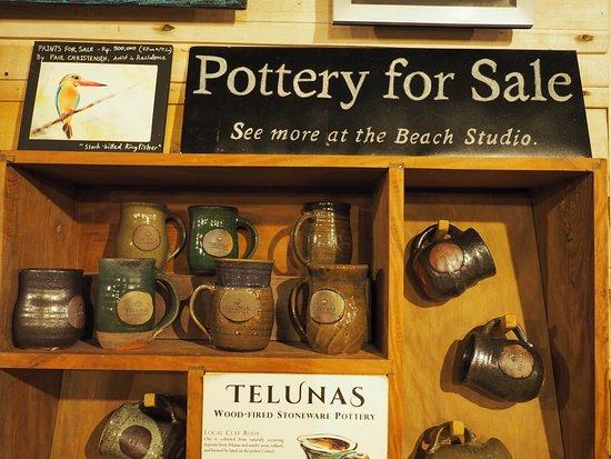 Telunas Resorts - Telunas Beach Resort: Lovely handmade souvenirs
