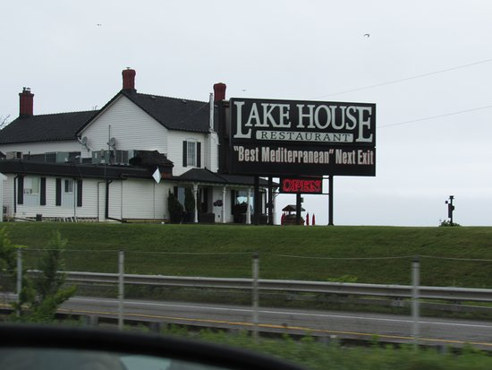 Vineland, Canada: 레이크 하우스 레스토라ㅑㅇ