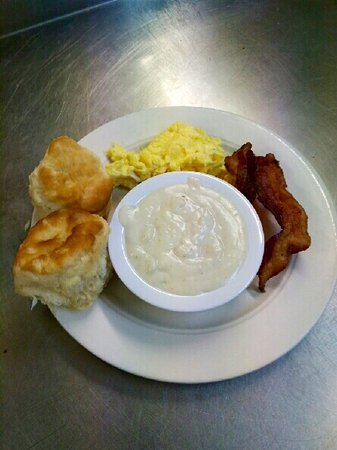 Chickamauga, GA: Greg's Restaurant