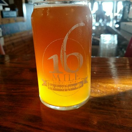 Georgetown, DE: 16 Mile Brewing Company