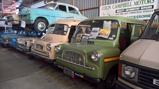 British Car Museum: These are cute