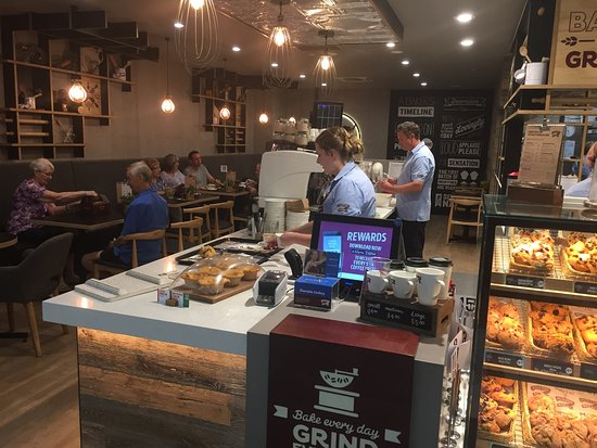 Muffin Break Caboolture now serving up scrumous breakfasts
