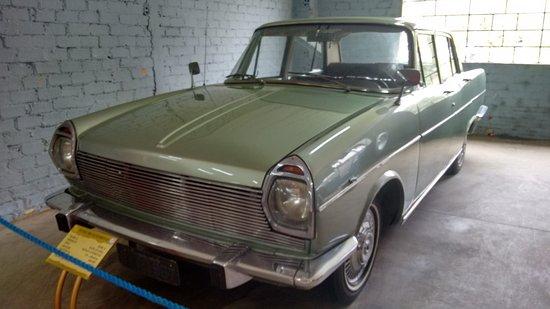 The Automobile Museum: Simca Esplanada.