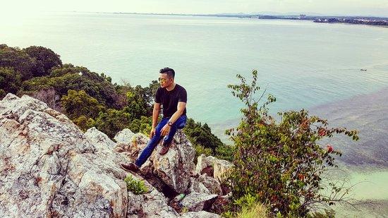 Port Dickson, Malaisie : Bukit Batu Putih
