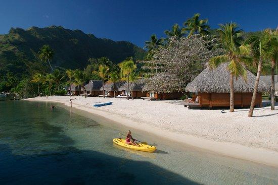 Manava Beach Resort Spa Moorea