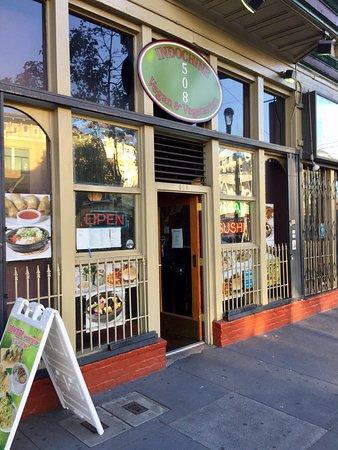 Indochine vegan restaurant 508 valencia st in san - Vegetarian restaurant valencia ...