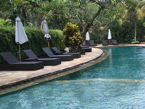 Selemadeg, Indonesia: Pool