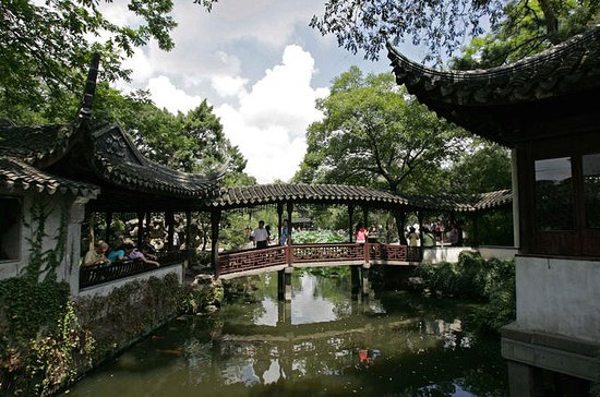 Private Day Tour: Suzhou Expedition...