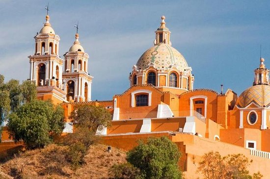 Tour Privado a Cholula e Puebla