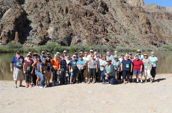 Visite de la partie interne du canyon...