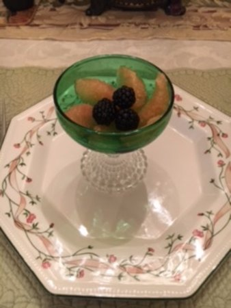 Red Bluff Cottage: Fruit Cup