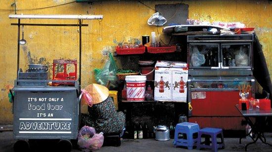 Street Food Adventure